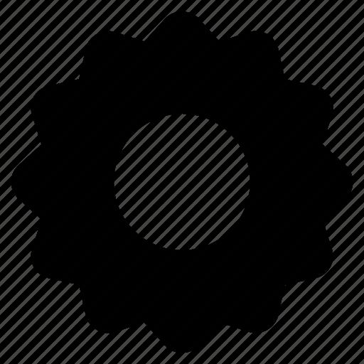 cog, control, gear, option, setting icon