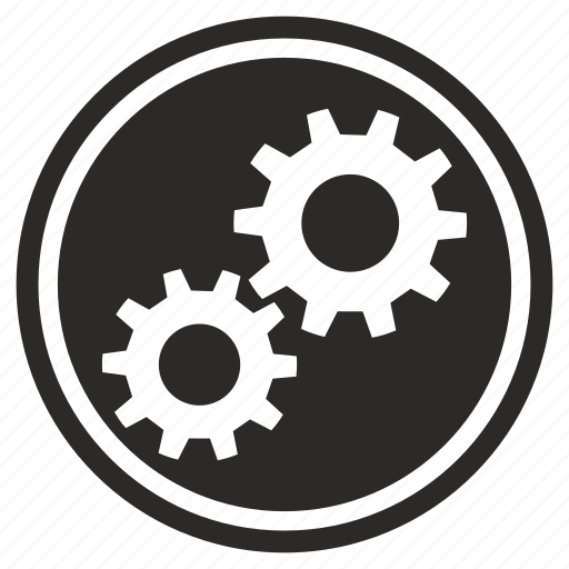 complex, element, engine icon