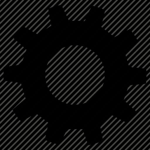 complex, component, detail, figure, gear icon