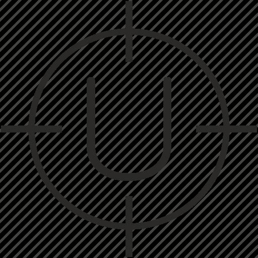 key, keyboard, letter, settings, u icon