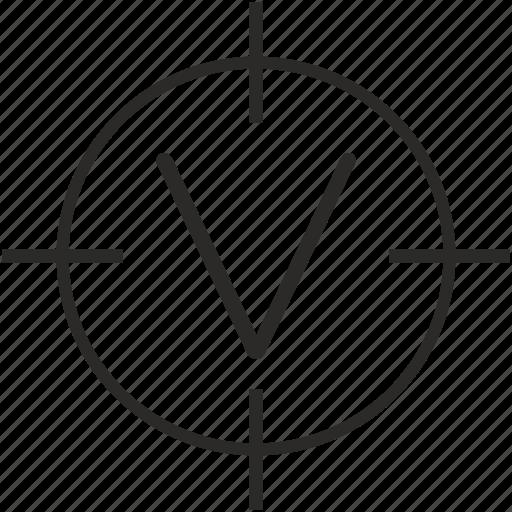 key, keyboard, letter, settings, v icon