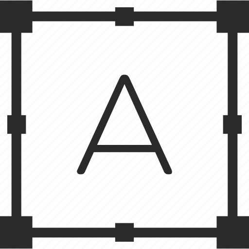 a, key, keyboard, letter, transform icon