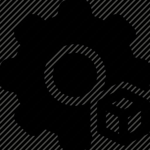 Cog, item, mechanic, wheel icon - Download on Iconfinder