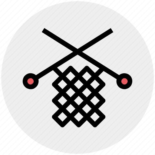 Knit, machine, needles, sewing, tailoring icon - Download on Iconfinder