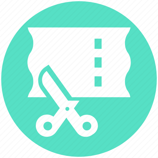 Clothe, cutting, dressmaker, scissor, sewing, tailor icon - Download on Iconfinder