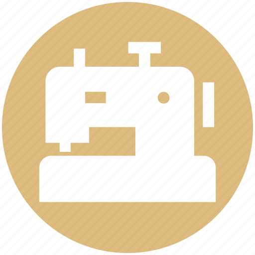 Clothing, home, machine, stitching machine, swing, tailor machine icon - Download on Iconfinder