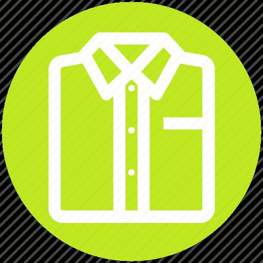 clothes, dress, dress shirt, office shirt, shirt icon