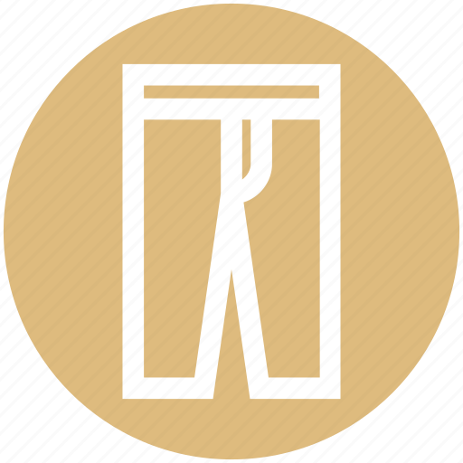 Boy, clothing, jeans, pant, trouser, wear icon - Download on Iconfinder