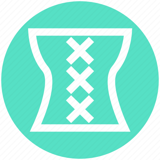 Back, female back side, lady dress, sewing, tailor icon - Download on Iconfinder