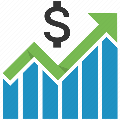 analytics, chart, diagram, financial report, growth, sales increase, statistics icon