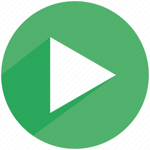 arrow, audio, control, media, music, play, right icon