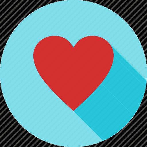 beautiful, design, heart, love, red, romance, valentine icon