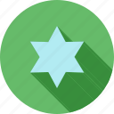 compass, geometry, graphic, north, polygon, sketch icon