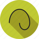 curve, design, drawing, engineering, geometric, line, pattern icon