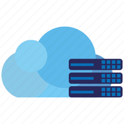 cloud, send, server, share icon