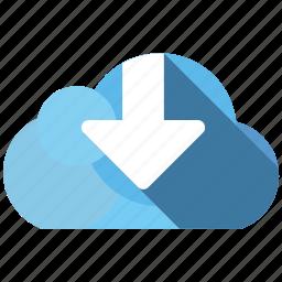 download, send, share icon