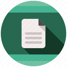 file, send, share icon