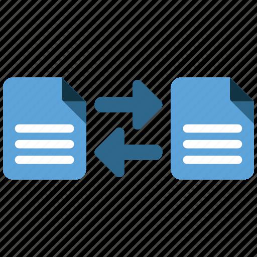 file, send, share, transfer icon