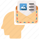 mail, project, send, share icon