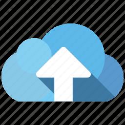 send, share, upload icon