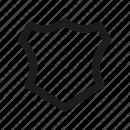 safe, shield icon
