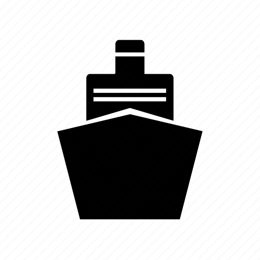 cargo, cruise, ship, travel, vacation, vessel icon, yacht icon