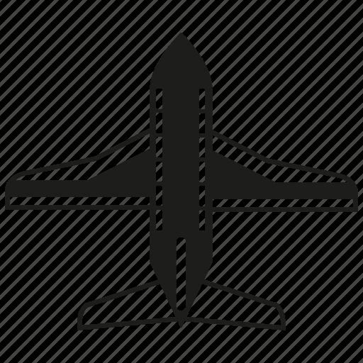 plane, transport, travel icon