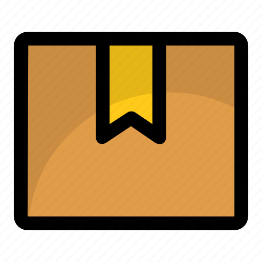 box, cardboard box, cargo, delivery box, delivery package icon