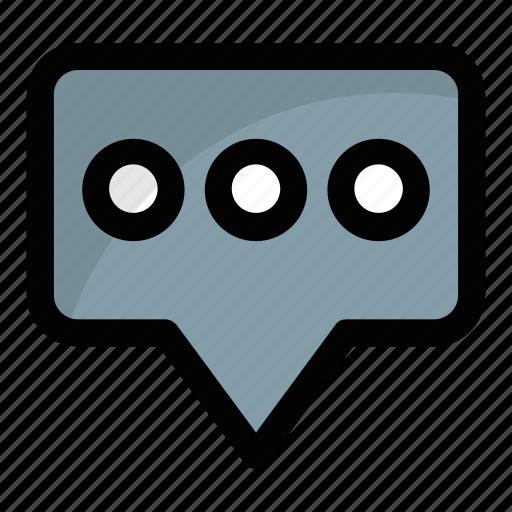 chat bubbles, chatting, conversation, message, speech bubbles icon