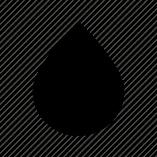 drop, droplet, humidity, raindrop, water drop icon