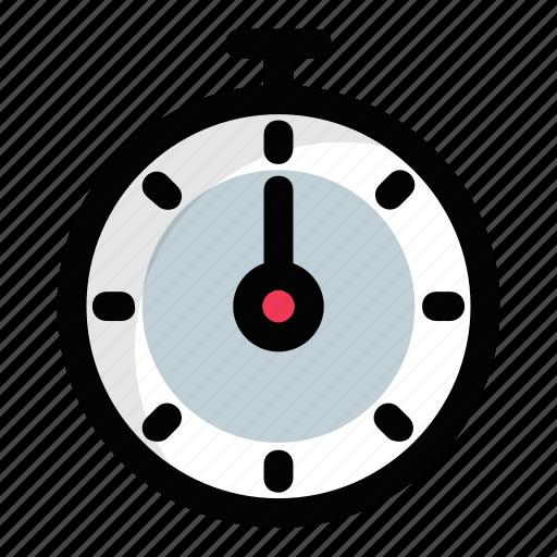 chronometer, countdown, stopwatch, timekeeper, timer icon