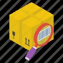 barcode reader, barcode scanner, package scanning, parcel scanning, parcel tracking