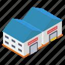 depository, stockroom;, storehouse, storeroom, warehouse icon
