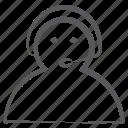 customer support, consultant, helpline, csr, customer service icon