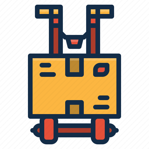 box, delivery, logistic, package, parcel, service icon