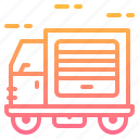 cargo, delivery, logistics, shipping, transport, truck icon