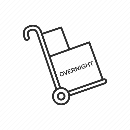 delivery, ecommerce, overnight, package, ship, shipping, shop icon