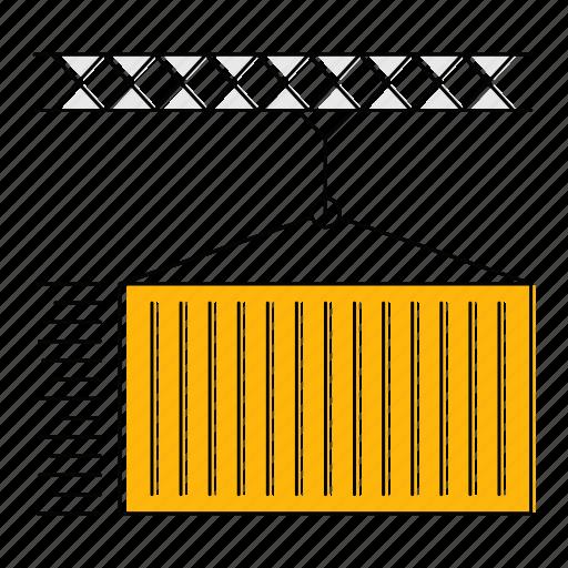 cargo, fast, logistics, shipping, transport icon