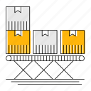 carriage, fast, loading, logistics, shipping, transport icon