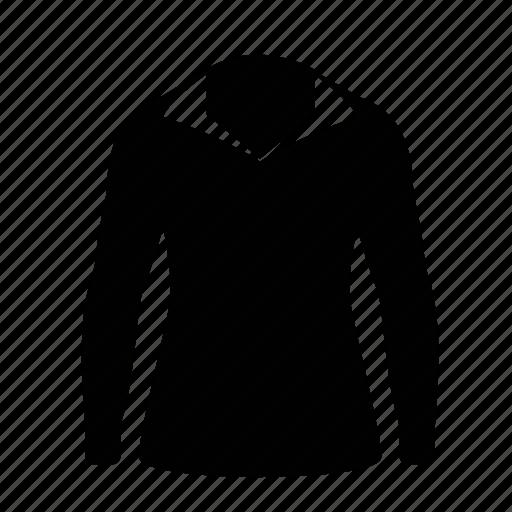 clothes, long sleeves, shirt, shopping, sweatshirt, tshirt icon