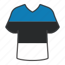 estonia, flags, national, country, flag, shirt, world icon
