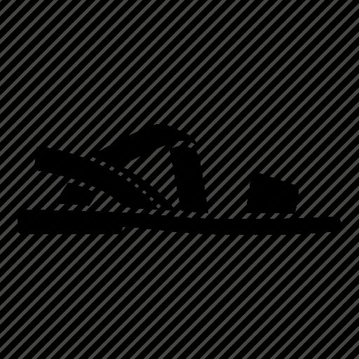 footwear, gladiator, jandal, mens, sandal, scuff, strap icon