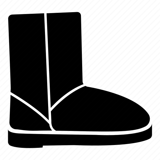 boot, footwear, sheepskin, sleepwear, slipper, snow, ugg icon