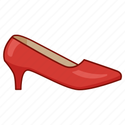 casual, heel, kitten, ladies, low, shoe, womens icon