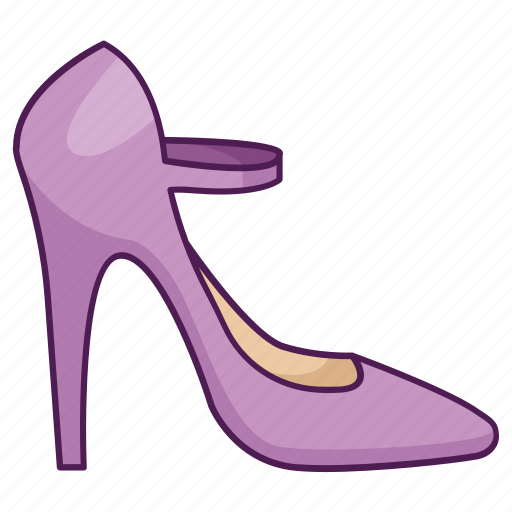 footwear, heels, high, ladies, mary janes, pumps, womens icon