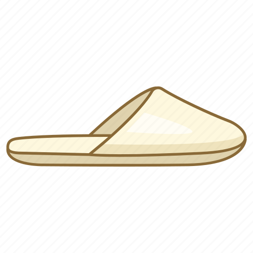 footwear, home, house, shoes, sleepwear, slipper icon