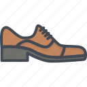 boots, business, clothes, men, shoes, sneakers icon