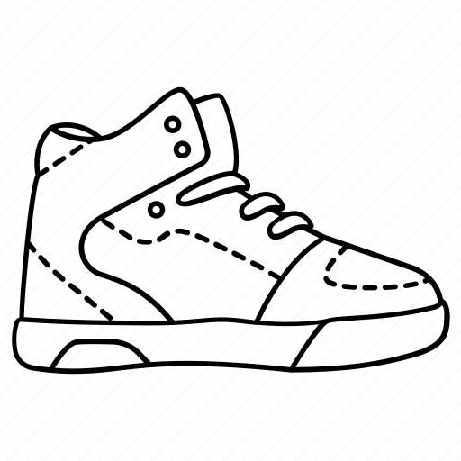 adidas, basketball, footwear, kicks, nike, shoe, sneakers icon