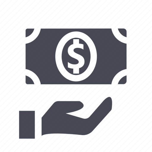 ecommerce, money, payment, payment received, shopping icon