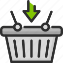 add, basket, buy, sale, shop, shopping, store icon